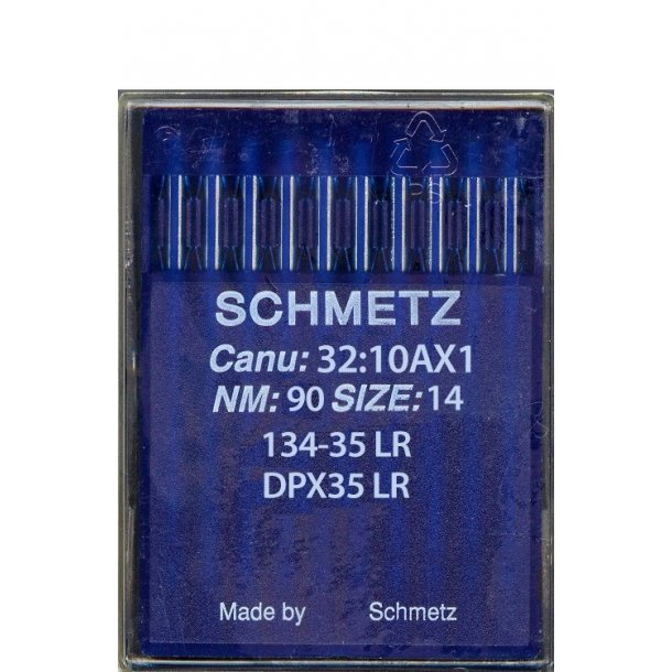 Leather Machine Needles System 134R -  Schmetz