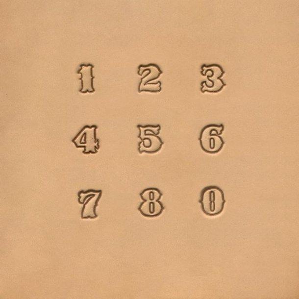Talsæt sæt - 2 størrelser