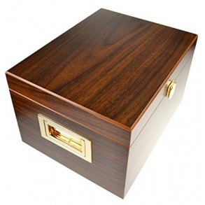 ff656d9cc8a Shoe valet box in dark walnut