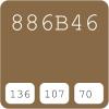 Light brown 886b46,Brown