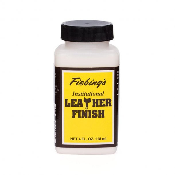 Institutional Leather Finish 118ml - Fiebing´s