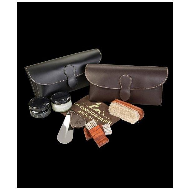 Cartridge Shoe Care Kit - La Cordonnerie Anglaise