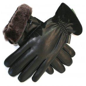 Tøjhusmuseet København sort læder handsker dame