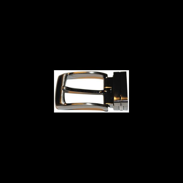 Gentleman buckle w/clip on 30mm