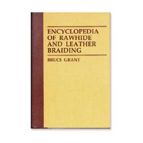 Books patterns leather house fur buckles leathercraft tools encyclopedia of rawhide leather braiding book fandeluxe Image collections