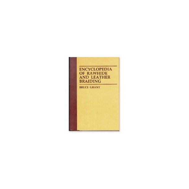 Encyclopedia of Rawhide - Leather Braiding - book