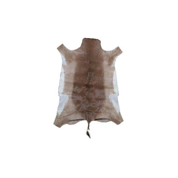 Impala skin rug approx 90 x 100cm