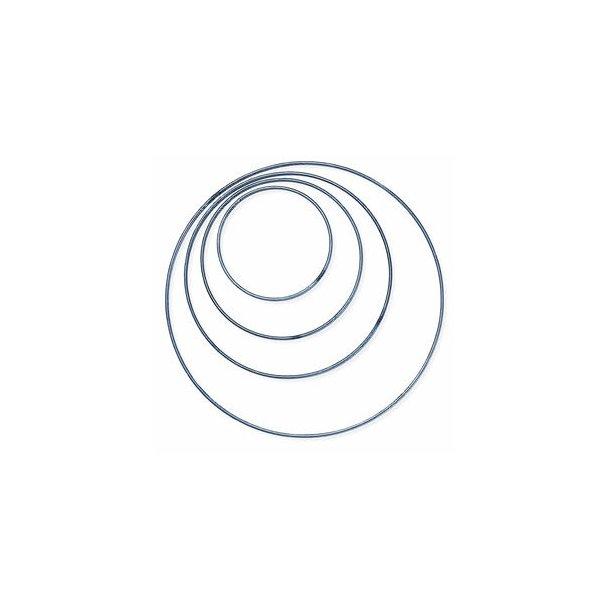 Metal Hoops/ring 4mm