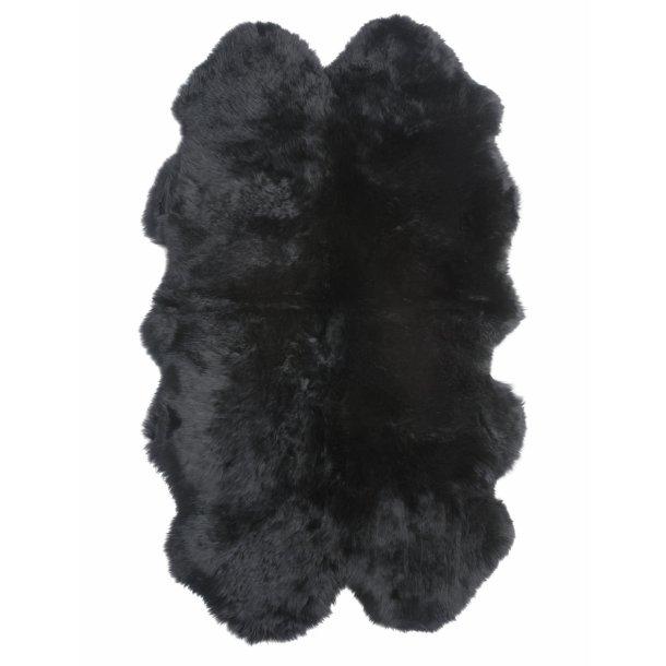 Lambskin rug 4x 180x110cm