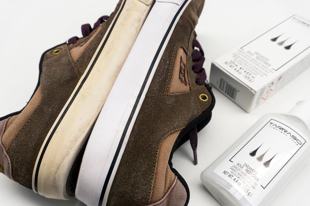 Sneakers care factory LeatherHouse.eu lær, spenner
