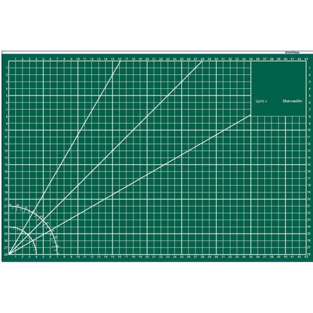 Schneidunterlage verwendbar 3mm