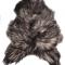 Islandske langhåret Lammeskind Øko - flere farver