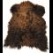 Icelandic lambskin rug