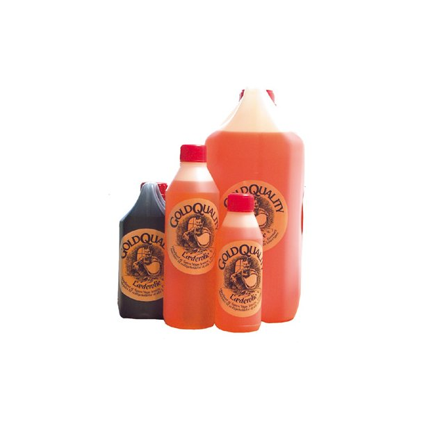Leather oil Golden quality