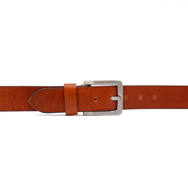 Leather belt with Buckle 40mm