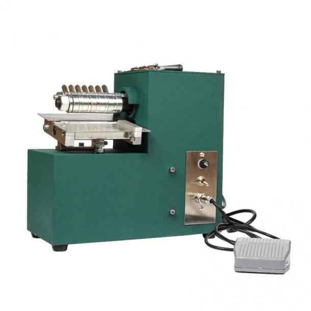 Leather cutting machine EU 220v