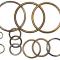 Ø-ring - mange størrelser