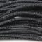 Python maskinsyet ruskindssnøre 5mm